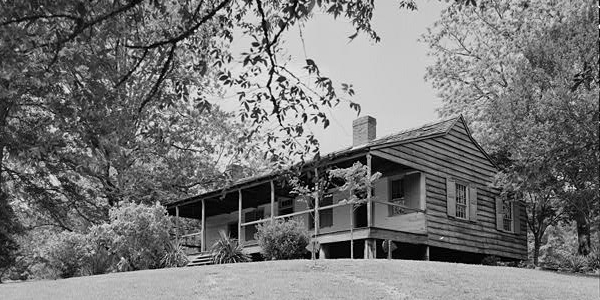 Mount Locust Inn, Mound Plantation, Natchez Trace Parkway