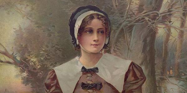 Puritan Woman