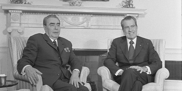 Nixon's 1972 Trip to Moscow