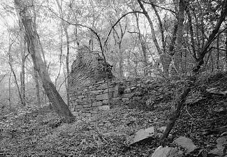 Carter Mill, Oatlands Plantation