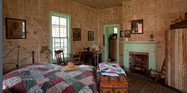 Old Alabama Town Interior