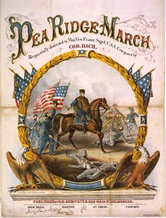 Pea Ridge March