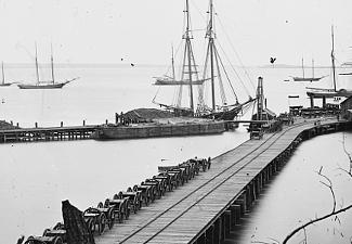 Petersburg Siege, City Point