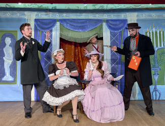 Summer Stock Theater Manitou Springs