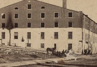 Libby Prison 1865