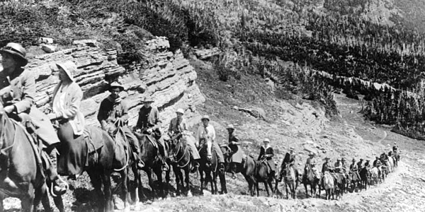 Rocky Mountain National Park Horseback Ride