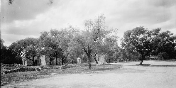 San Antonio Mission Espada