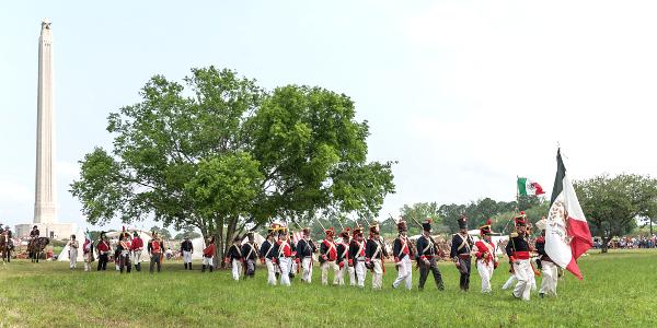San Jacinto Battleground
