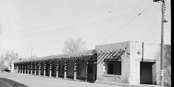 Santa Fe Colony Palace of Governors