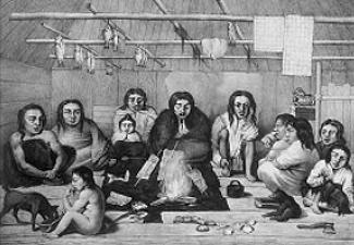 Sitka, Tlingit Tribe