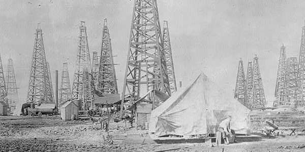 Spindletop Oil Fields
