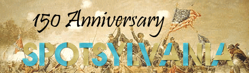 Battle of Spotsylvania 150th Anniversary