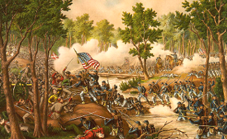 Bloody Angle, Spotsylvania Battlefield