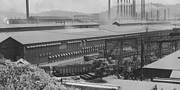 United States Steel Mills