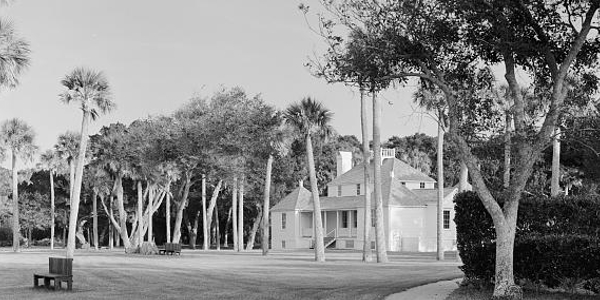 Kingsley Plantation, Timucuan Ecological and Historic Preserve