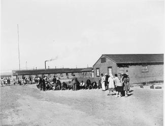 Tule Lake Internment Camp