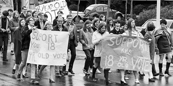 Voting Rights March 1969
