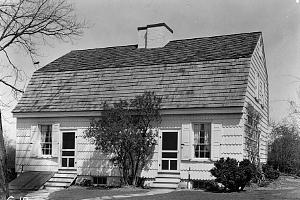 Johnson House, Washington's Crossing, New Jersey