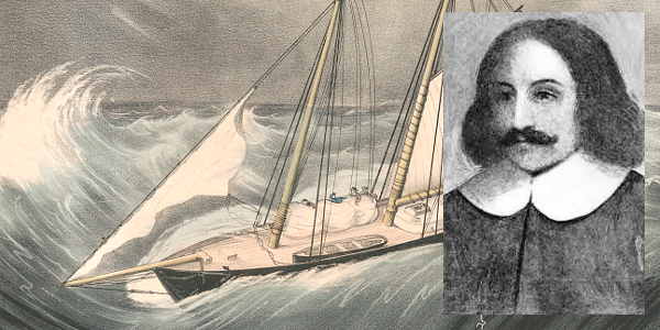 Colonial Hurricane and William Bradford