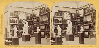 London 1862 Interior