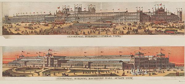 Philadelphia Centennial Exhibition 1876