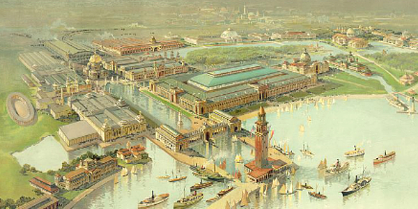 World's Columbian Exposition 1893 Chicago