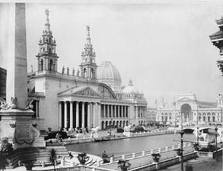 Chicago World's Columbian Exposition 1893