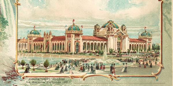 Manufactures Building, Buffalo 1901
