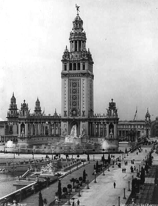 Electric Tower, Pan-American Exposition 1901
