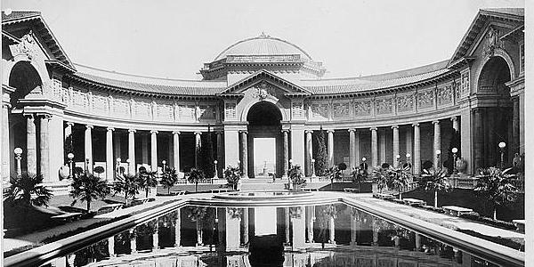San Francisco Panama Pacific International Exposition 1915