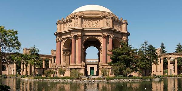 San Francisco 1915 Legacy Building, Palace of Fine Arts