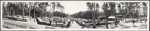 WPA Exhibit at California-Pacific International Exposition 1935