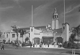 Florida Pavilion, New York 1939
