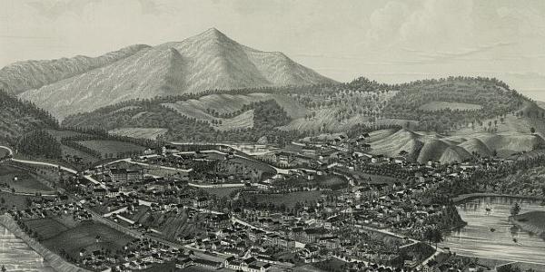 Windsor, Vermont 1886