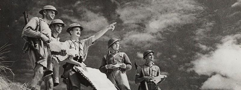 World War II, Invading Africa