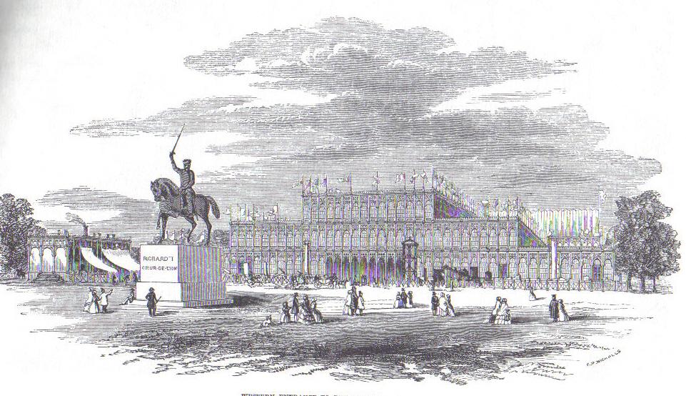 1st Worlds's Fair, London