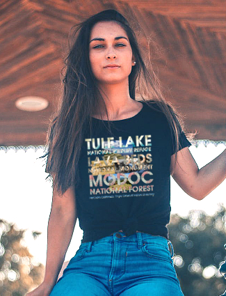 Northern California Parks T-Shirts and Souvenirs