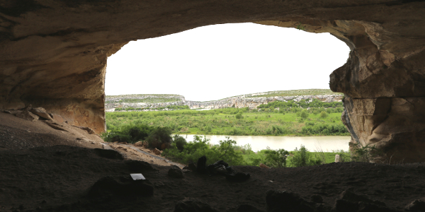 Parida Cave, Amistad National Recreation Area