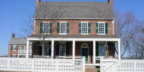 Clover Hill Tavern, Appomattox Court House