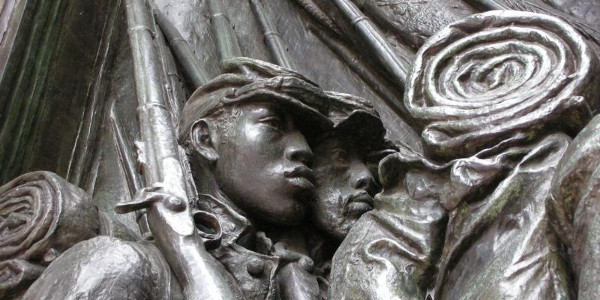 Boston African American Monument