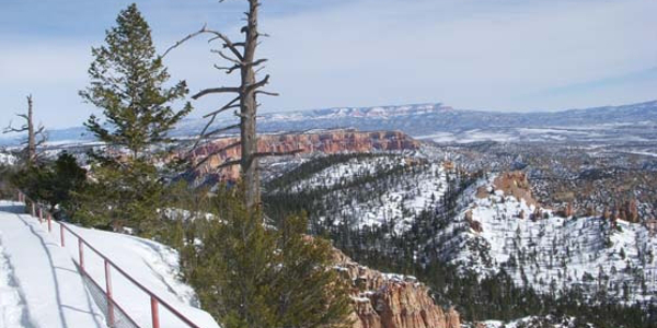 Winter at Bryce Canyon National Park