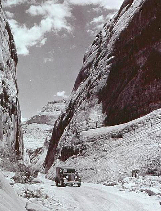 Capitol Reef National Park 1930s