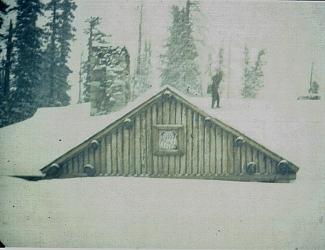 Cedar Breaks in Winter
