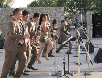 Performance at Chamizal National Memorial