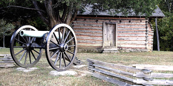 Snodgrass Cabin, Chickamauga Battlefield