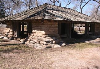Pavilion Springs, Chickasaw NRA