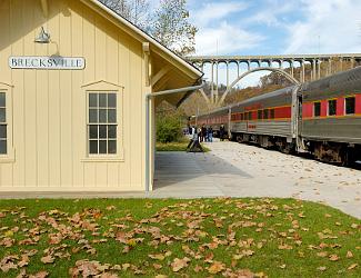 Breckville Station, Cuyahoga Valley National Park