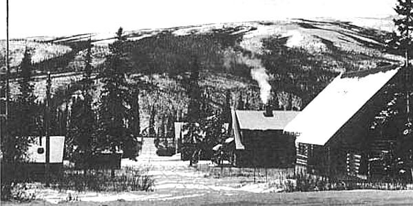 Denali Headquarters Historic District