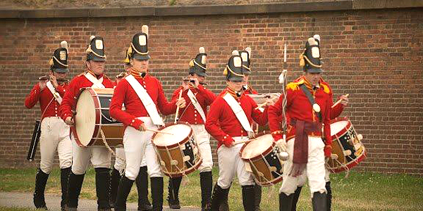 Fife and Drum Corps, Fort McHenry