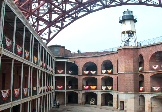 Fort Point NHS